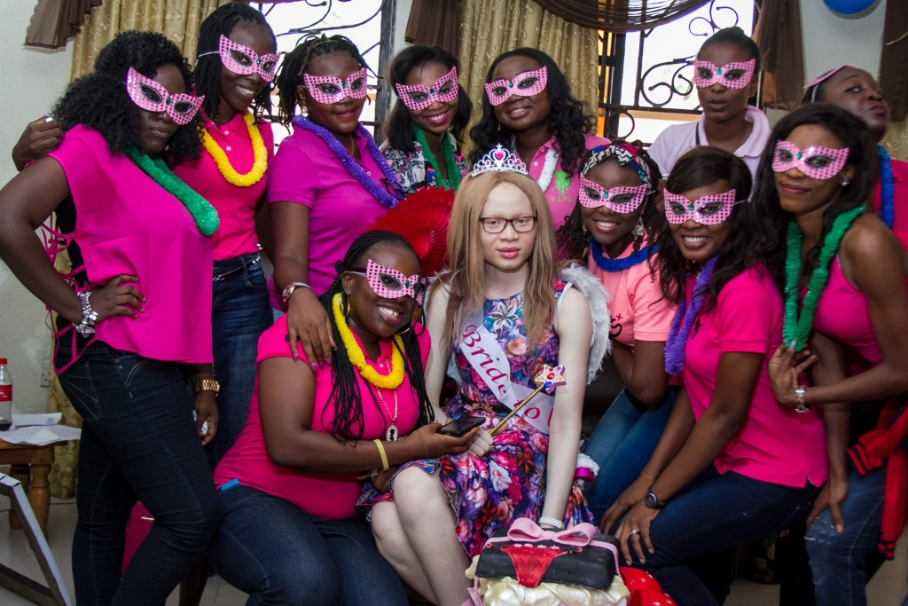 _OAM Foundation, Onome Akinlolu Majaro Foundation,  Albino foundation in nigeria, #BeyondTtheComplexion