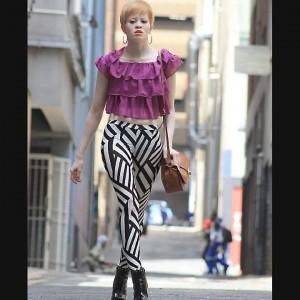 Anneline Mathiba, albino model, model with albinism, PWA, albino, albinism, #BeyondTheComplexion, OAM Foundation, Onome Akinlolu Majaro Foundation, albino foundation, albino foundation in Nigeria