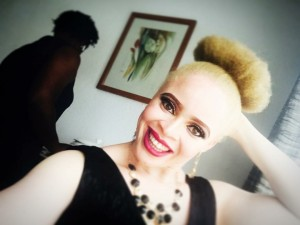 pinky, albinorella, albino blogger, slay, #BeyondTheComplexion, #OAMFoundation, Albino foundation, albino foundation in nigeria, albino foundation in africa, albinism, albino, Asogwa Chinweude