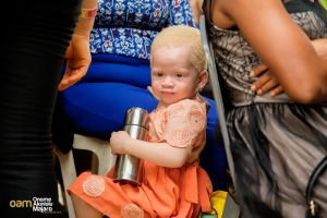 #BeyondTheComplexion, OAM Foundation, Onome Akinlolu Majaro Foundation, International Albinism Awareness Day, Albino foundation, albinism, albino foundation in Nigeria, Nigerian albinos, Albinism in Nigeria, albino